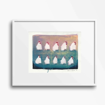 Fine Art Archival Giclee Print Edition of 50. No.9