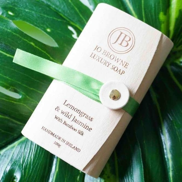 Floral Soap Lemongrass & Wild Jasmine