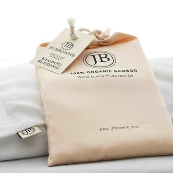 100% Organic Bamboo Luxury Pillowcase Set