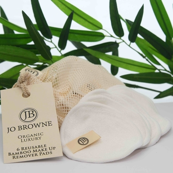 Bamboo Make up Remover Pads