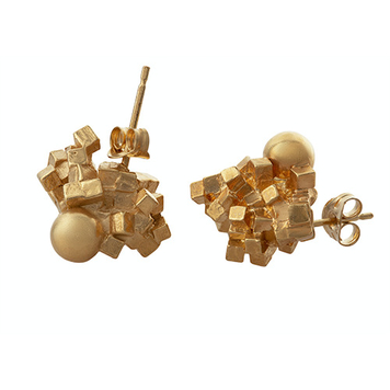 Adversity Clusters 18ct Gold