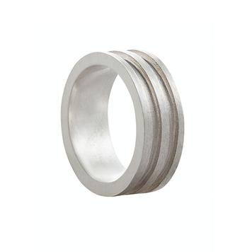 Concentric Circles Ring