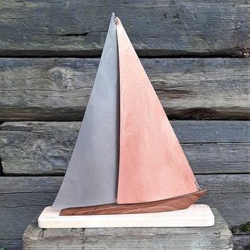 WAVECREST Yacht Model