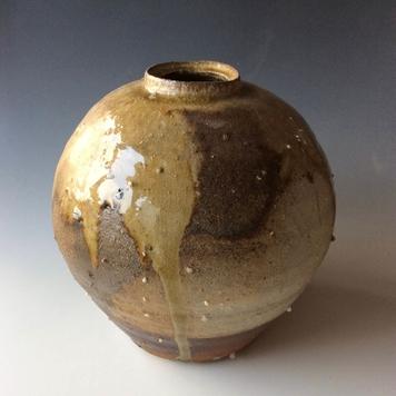 Vase Smoky Tones