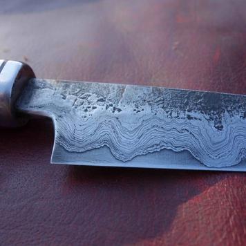 Antique sword san-mai Petty