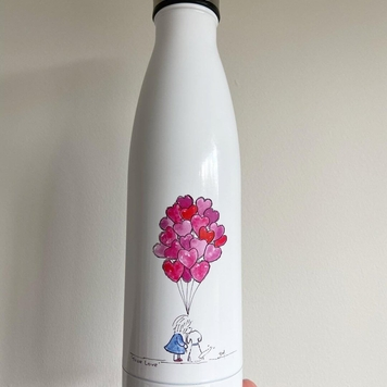 'True Love' Water Bottle