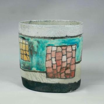 Landcape Vases