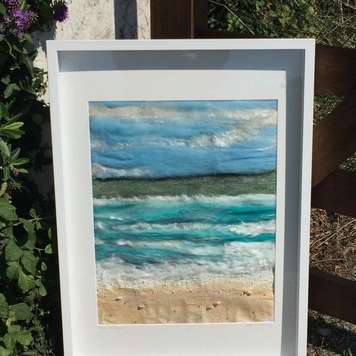 Textile Art - Hook Peninsula