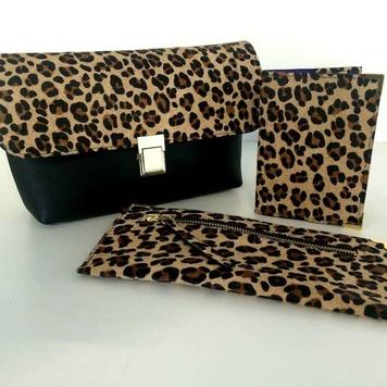 Aeryn Mini - Leopard Print