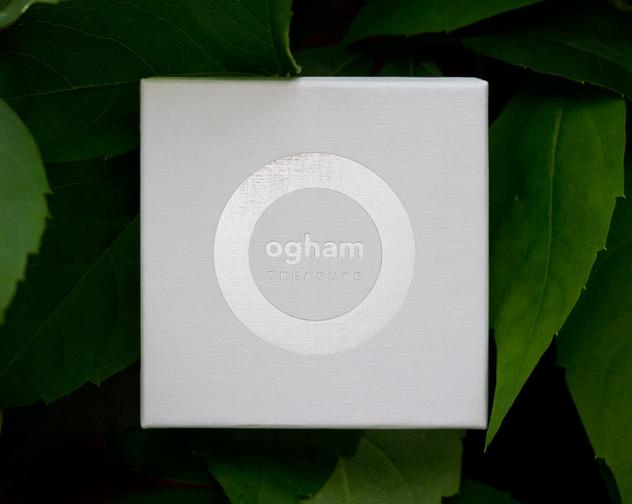 Ogham Treasure by Katie Mc Cay Making