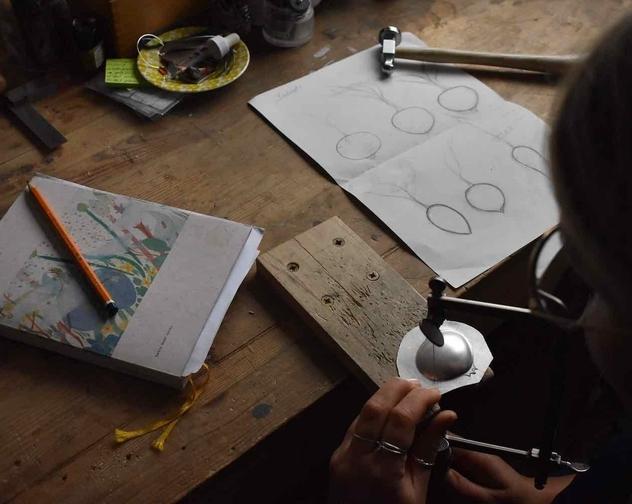 Annemarie Reinhold Making 6 copy