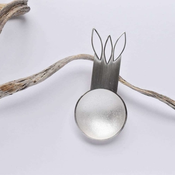 Silver Coffee Spoon