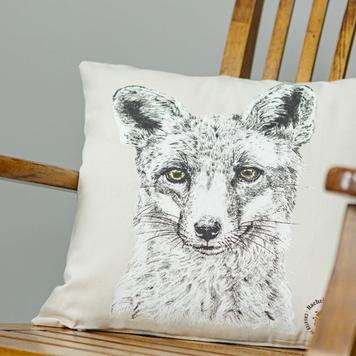 Cushion Cover / Foxy