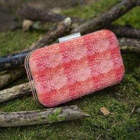 'Brietta' Minaudiere Clutch bag