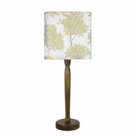 Winter Tree Soft Square Lampshade