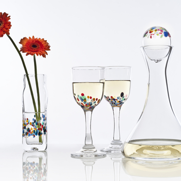 Festival Wine Glass