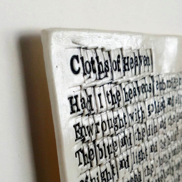 'Cloths of Heaven' WB Yeats