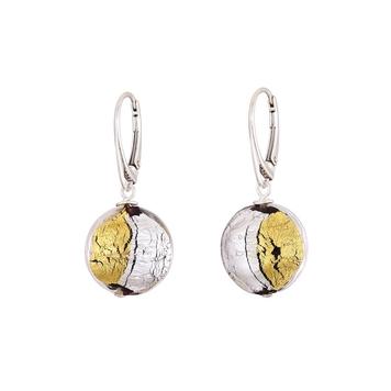"""""""Sun & Moon"""" Earrings"""