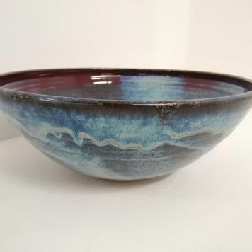Large Sunset Bowl