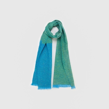 Glasán & Uisce - Plain weave regular scarf