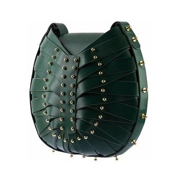 Shield Bag - Jade Green