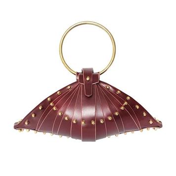 Shell Bag - Merlot