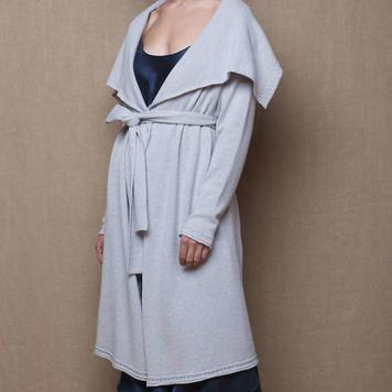 Faye Cashmere Coat