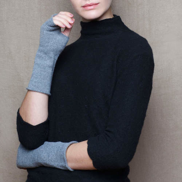 Gracie Cashmere Fingerless Gloves