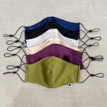 Mulberry Silk Face Masks