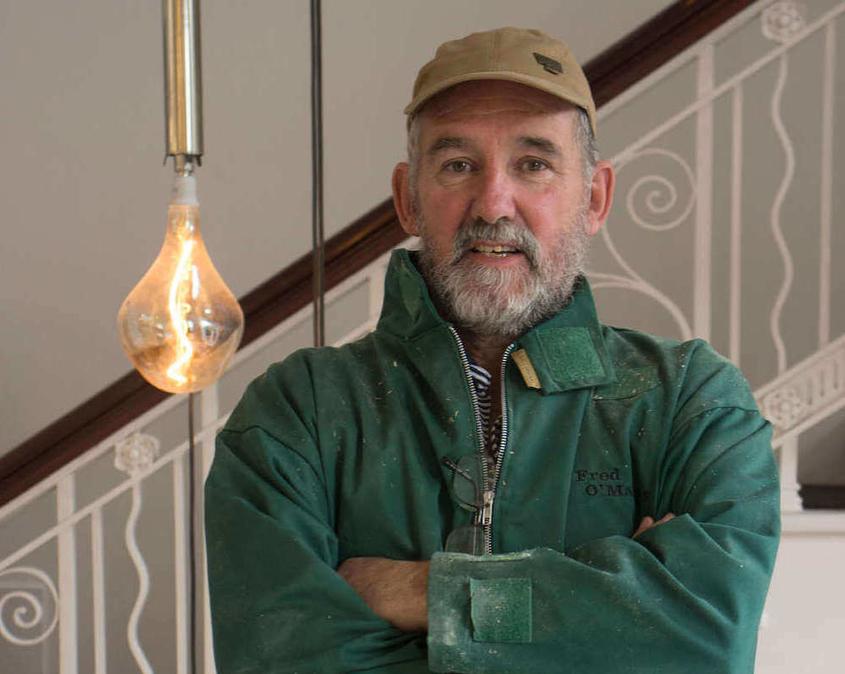 Fred O'Mahony Woodturning