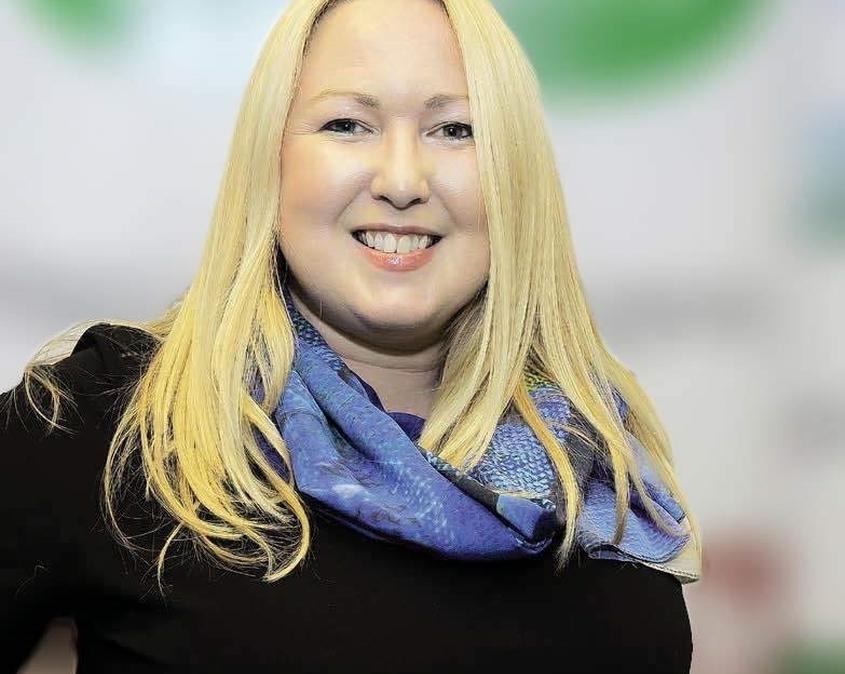 Clare O'Connor
