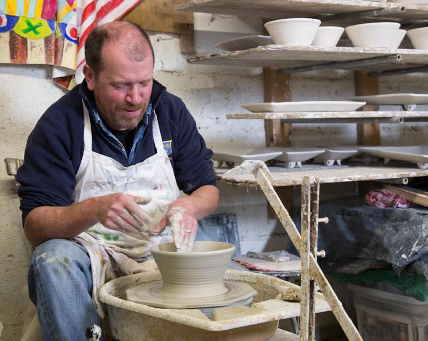 Charlie Mahon Ceramics