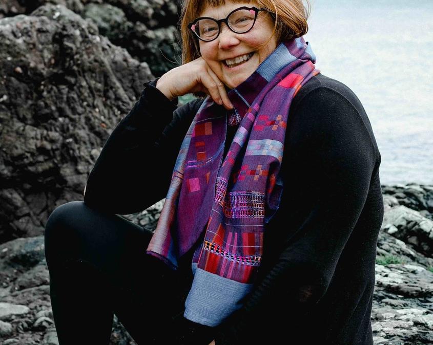 Beth Moran Handweaver