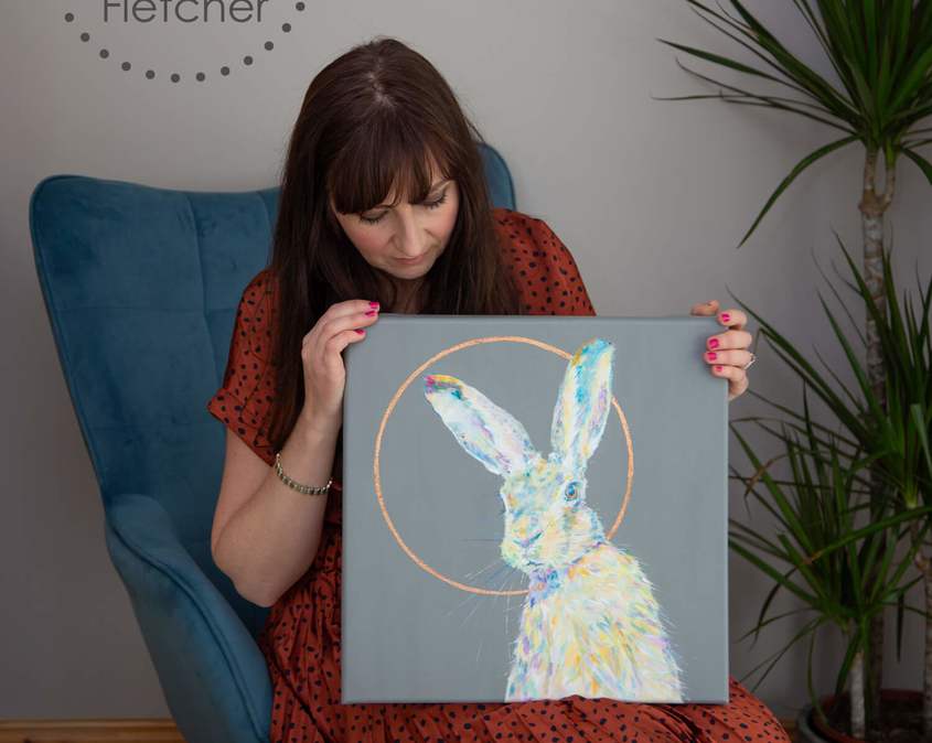 Lorraine Fletcher Art Studio